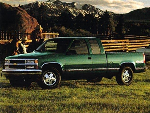 Photo 1995 Chevrolet Silverado 1500 Truck