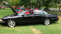 1996 Chevrolet Impala - Only 23,286 Original Miles-SS 5.7 L V8 - CUSTOM EXHAUST - SEE VIDEO