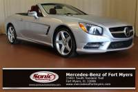 2016 Mercedes-Benz SL-Class SL 550 2dr Roadster in Fort Myers
