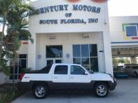 2003 Chevrolet Avalanche 4x4 Heated Leather Sunroof BOSE Tow 1 Owner