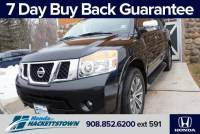 Used 2015 Nissan Armada For Sale in Hackettstown, NJ at Honda of Hackettstown Near Dover | 5N1AA0NC8FN616119