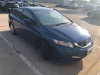 Certified Used 2014 Honda Civic LX For Sale Near Fort Worth TX | NTX Honda Certified Pre-Owned Dealer
