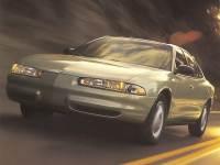 1999 Oldsmobile Intrigue GLS Sedan Front-wheel Drive