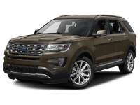 2017 Ford Explorer Limited SUV 4