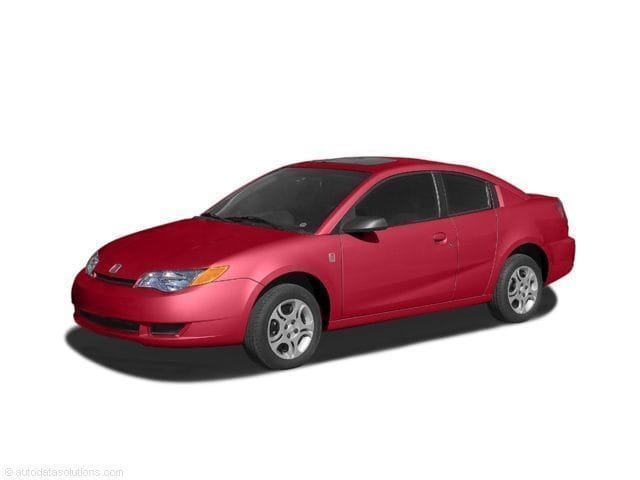 Photo Used 2003 Saturn Ion ION 2 Coupe For Sale in Colorado Springs, CO