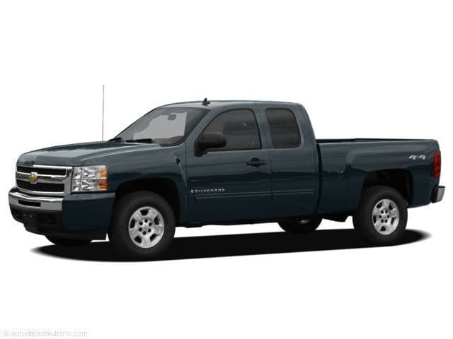 Photo 2010 Chevrolet Silverado 1500 LT Texas Edition Truck Extended Cab