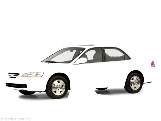 Photo Used 2001 Honda Accord EX-L Sedan