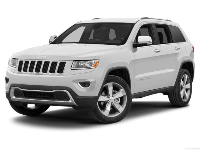 Photo Used 2016 Jeep Grand Cherokee Limited SUV Automatic 4x4 in Chicago, IL