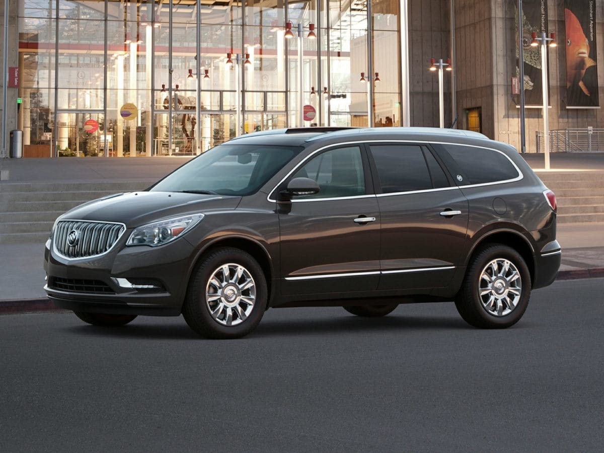 Photo Pre-Owned 2014 Buick Enclave Leather Group SUV For Sale  Raleigh NC