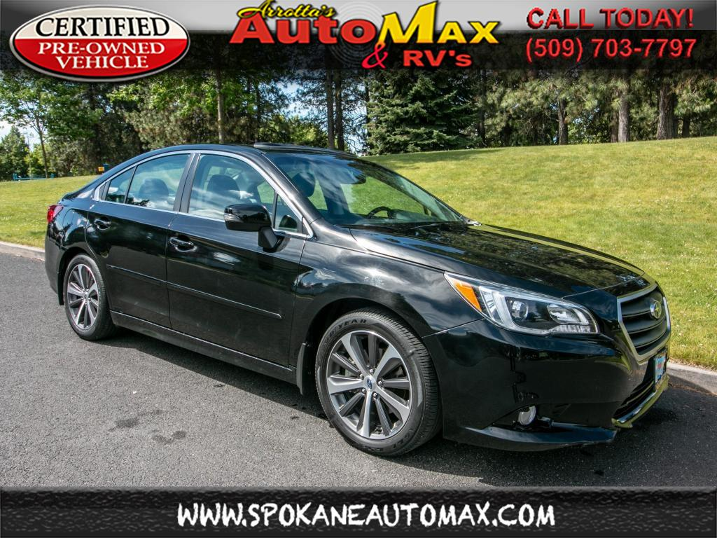Photo 2015 Subaru Legacy 3.6R Limited All Wheel Drive 3.6L V6