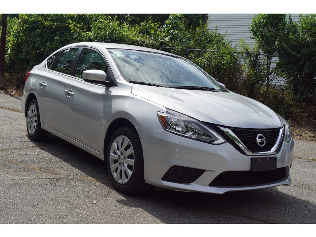 Photo Used 2017 Nissan Sentra SV Sedan for sale in Totowa NJ
