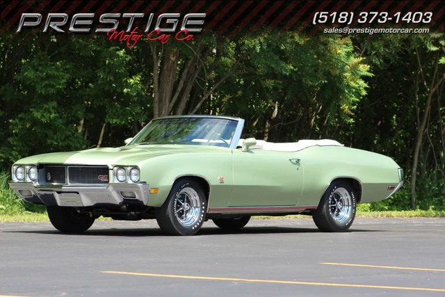 Photo 1970 Buick GS 455