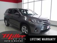 Pre-Owned 2017 Toyota Highlander Limited Lifetime Warranty AWD