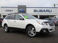 Certified Pre-Owned 2013 Subaru Outback 2.5i Limited Special Appearance Package in Ventura, CA