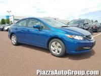Certified 2015 Honda Civic Sedan LX in Limerick, PA
