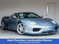 Used 2003 Ferrari 360 Modena Convertible near Boston, MA