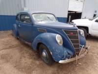 1956 Lincoln Zephyr