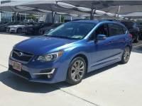 2015 Subaru Impreza Wagon 2.0i Sport Premium 4dr Car