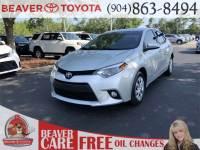 Certified Pre-Owned 2015 Toyota Corolla BSE FWD 4D Sedan