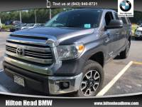 2017 Toyota Tundra 4WD SR5 * Balance of Factory Warranty * One Owner * 4- Truck Double Cab 4x4