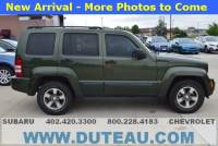 Used 2008 Jeep Liberty Sport For Sale Lincoln, NE