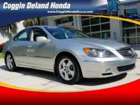 Pre-Owned 2006 Acura RL 3.5 Sedan in Jacksonville FL