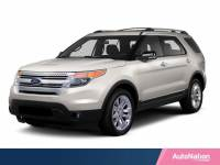 2013 Ford Explorer XLT Sport Utility