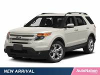 2013 Ford Explorer Limited Sport Utility