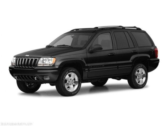 Photo Used 2002 Jeep Grand Cherokee Limited SUV in Miami