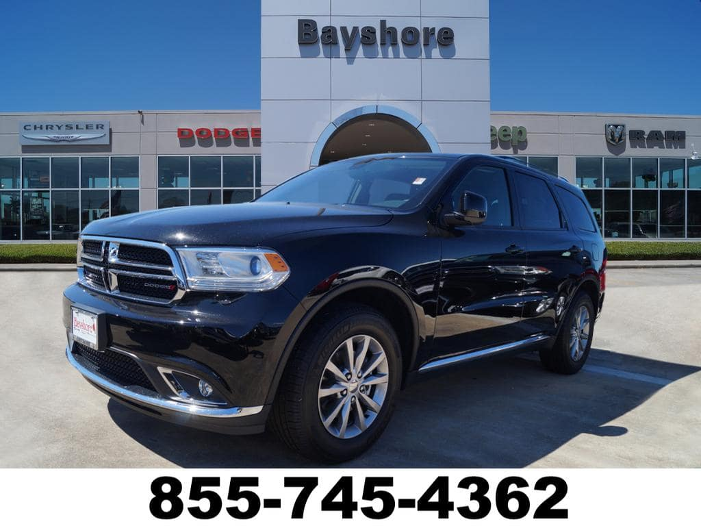 Photo 2017 Dodge Durango RWD SXT SUV in Baytown, TX. Please call 832-262-9925 for more information.