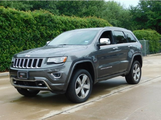 Photo 2014 Jeep Grand Cherokee Overland Sport Utility