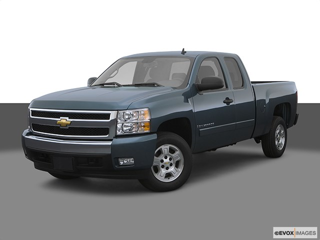 Photo Used 2007 Chevrolet Silverado 1500 Truck Extended Cab V-8 cyl in Waterford, MI