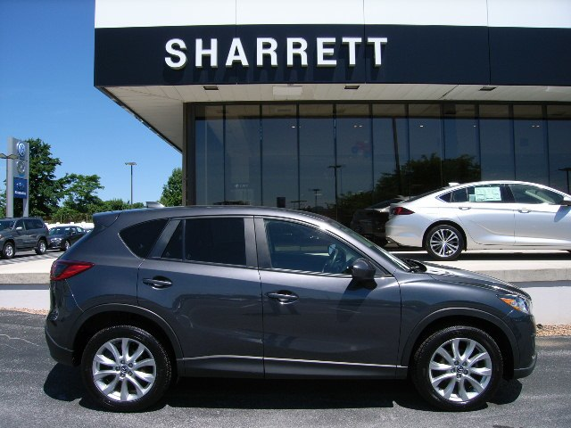 Photo Certified Pre-Owned 2014 Mazda Mazda CX-5 Grand Touring  Hagerstown, MD