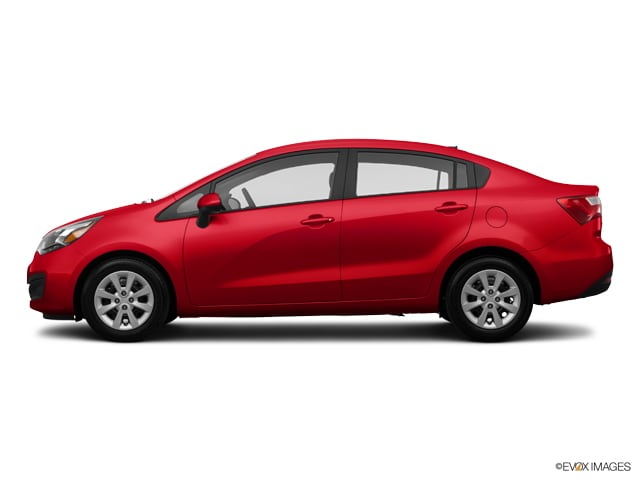 Photo Used 2014 Kia Rio EX for Sale in West Springfield, MA