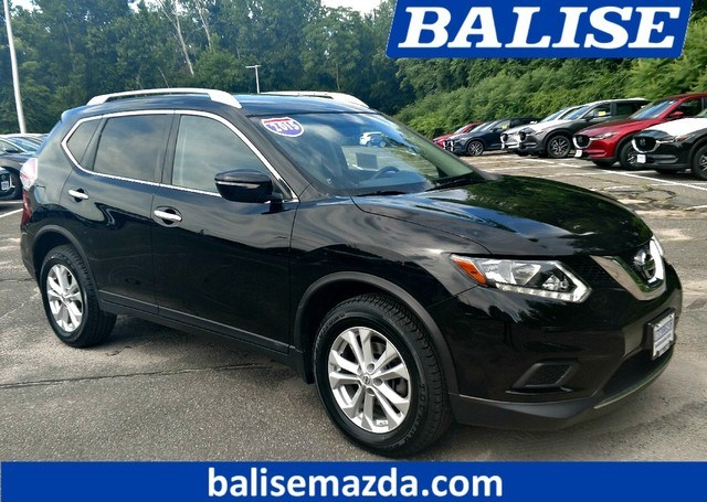 Photo Used 2015 Nissan Rogue SV for Sale in West Springfield, MA