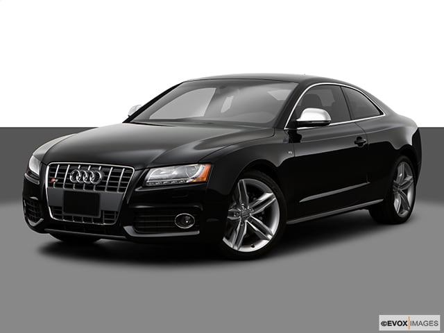 Photo Used 2009 Audi S5 Coupe in Houston, TX