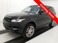 2016 Land Rover Range Rover Sport V8 4WD V8