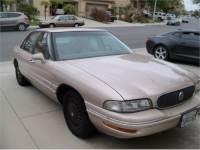 1999 Buick LeSabre Ltd.