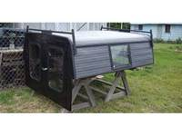 MID SIZE TRUCK CANOPY, 5FT W X ...