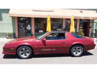 1987 CAMARO IROC Z28, TUNE PORT INJECTION, ...