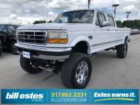 Pre-Owned 1997 Ford F-350 XLT 4WD