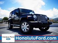 2017 Jeep Wrangler JK Unlimited Sahara in Honolulu