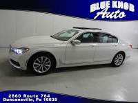 2018 BMW 740i xDrive Luxury Sedan in Duncansville   Serving Altoona, Ebensburg, Huntingdon, and Hollidaysburg PA
