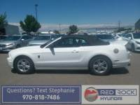 Used 2013 Ford Mustang Convertible for Sale in Grand Junction, CO