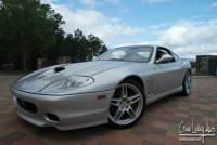 2002 Ferrari 575M Maranello 6 speed manual conversion