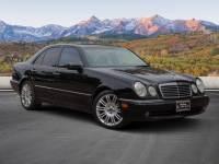 Pre-Owned 1999 Mercedes-Benz E-Class AMG® E 55 RWD 4dr Car