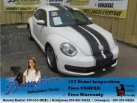 2012 Volkswagen Beetle 2.5L w/Sunroof Sound & Nav