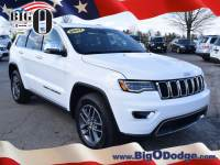 Used 2017 Jeep Grand Cherokee 4x2 Limited SUV in Greenville