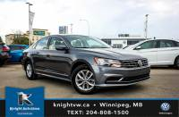 Certified Pre-Owned 2017 Volkswagen Passat w/ App Connect/Backup Cam 0.9% Financing Available OAC FWD 4dr Car