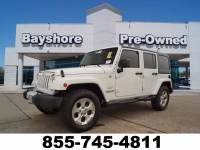 2015 Jeep Wrangler Unlimited 4WD Sahara 4x4 w/ Hardtop and CD SUV in Baytown, TX Please call 832-262-9925 for more information.